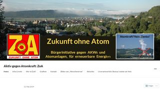 Zukunft ohne Atom (ZoA)